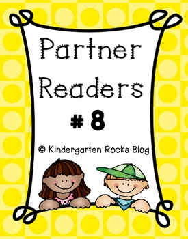 Partner Reader # 8 (Read to Someone)