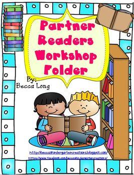 Partner Readers Workshop Folder