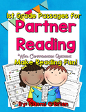 Partner Reading Passages & Comprehension Questions