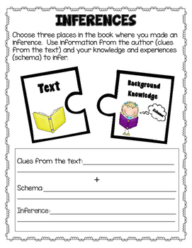 Partner Reading Packet