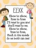Partner Reading Poster~ EEKK!