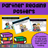 Partner Reading Posters