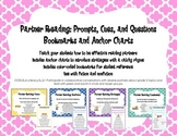 Partner Reading Prompts, Cues, and Questions: Bookmarks an