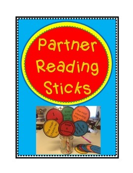 Partner Reading Sticks