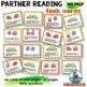 Partner Reading - Task Cards - Improve Comprehension - NO PREP
