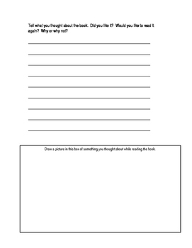 Partner Reading Worksheet
