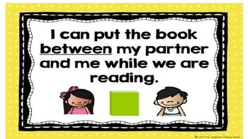 Partner Reading introduction