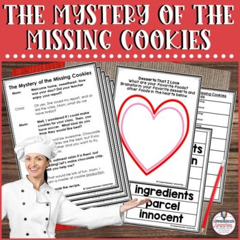 Partner Play: Missing Cookie Mystery