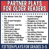 Partner Play Bundle for Upper Elementary
