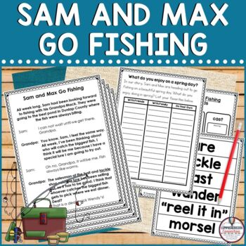 Partner Play: Sam and Max Go Fishing