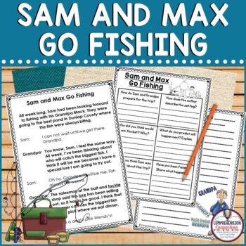 Partner Play: Sam and Max Go Fishing