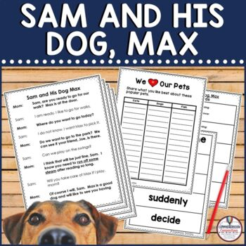Partner Play: Sam and His Dog, Max