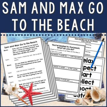 Partner Play: Sam and Max Go to the Beach