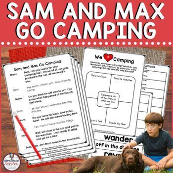 Partner Play: Sam and Max Go Camping