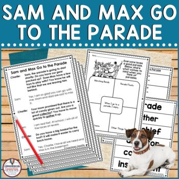 Partner Play: Sam and Max Go to the Parade