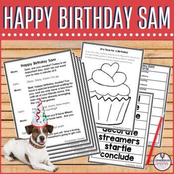 Partner Play: Happy Birthday Sam!