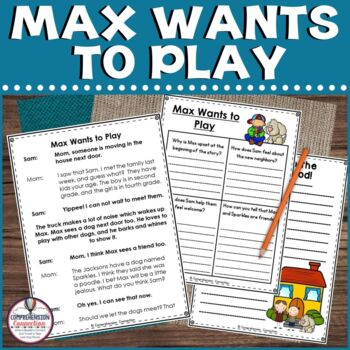 Partner Play: Max Wants to Play
