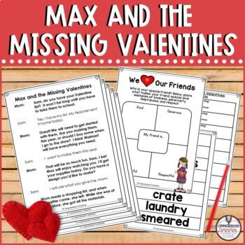 Partner Play: Max and the Missing Valentine