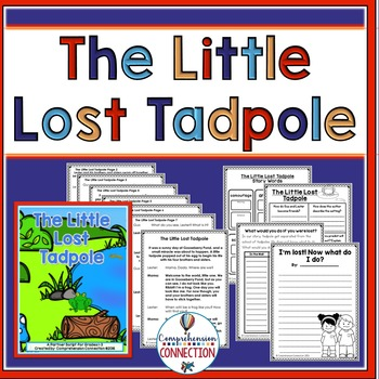 Partner Play: The Little Lost Tadpole