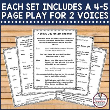 Partner Play Bundle for Young Readers
