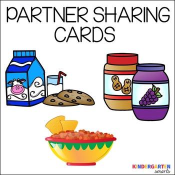 Partner Sharing Cards
