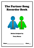 Partner Song Recorder Book
