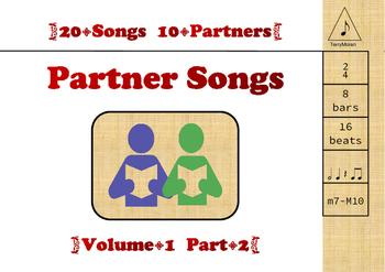Partner Songs Vol 1- Part 2
