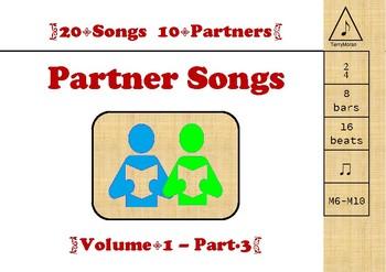 Partner Songs Vol 1 - Part 3