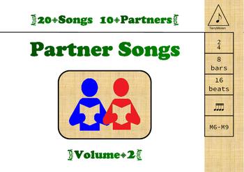 Partner Songs Vol 2