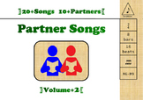 Partner Songs Vol 2 - ♬♬ (tika-tika)