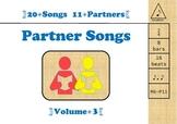 Partner Songs Vol 3 - ♪ ♩ ♪ (ti-ta-ti/syn-co-pa)