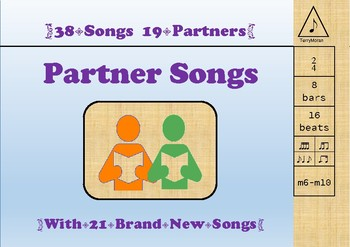 Partner Songs with 21 Brand New Songs