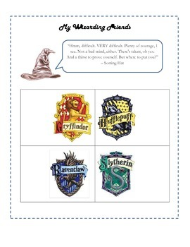 Partner System: Harry Potter Theme