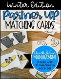 Partner Up Cards Winter Edition