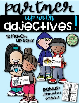 Partner Up With Adjectives