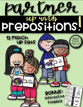 Partner Up With Prepositions