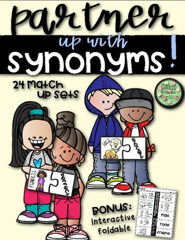 Partner Up With Synonyms