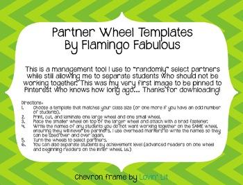 Partner Wheel Management Tool
