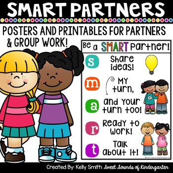 Partner Work Posters