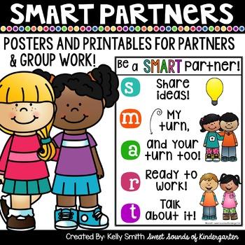 Partner Work Posters