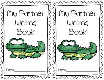 Partner Writing Book