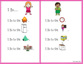 Partner reading (differentiated)--weeks 1-2