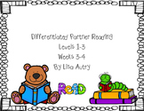 Reading in partners (differentiated)--weeks 3-4