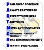 Partners Acronym Poster (Minions)