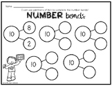 Partners of 10 Number Bonds