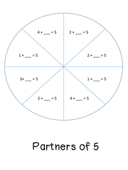 Partners of 5
