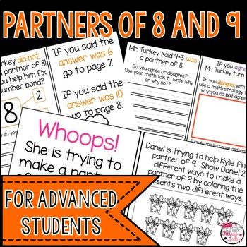 Partners of 8 and 9
