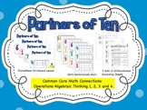 Distance Learning: Partners of Ten Combo Pack {Common Core
