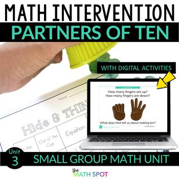 Partners of Ten   1st Grade Math Unit