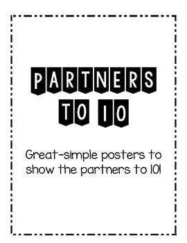 Partners to 10 Posters